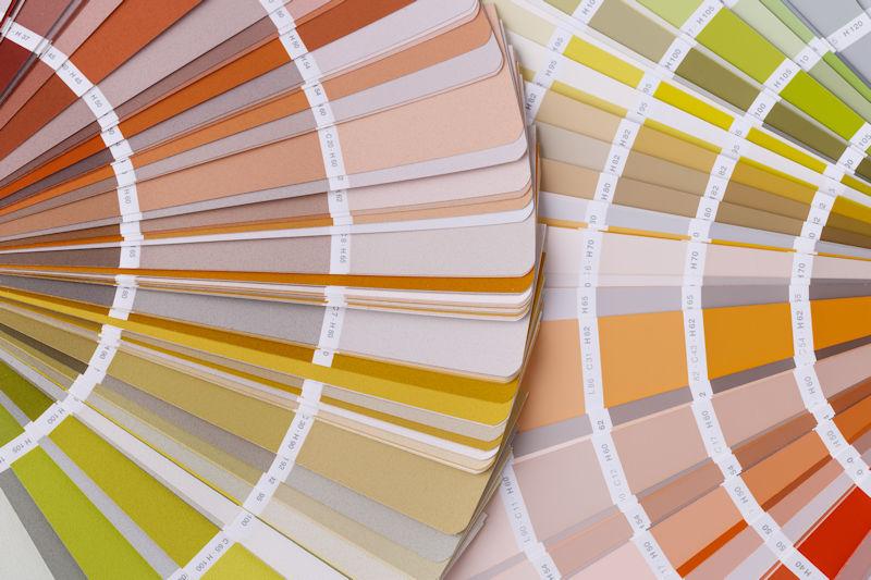excellent color samples